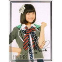 HKT48 トレーディングコレクション 穴井千尋 箔押しサインカード R004H
