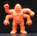 キン消し(キンケシ) 超人 アシュラマンの先生 サムソンティーチャー オレンジ キン肉マン消しゴム ゆでたまご【中古】