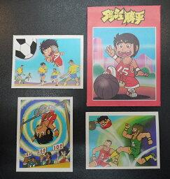 アマダ ダッシュ勝平 コレクションシール 1袋3枚入り 当時もの 80年代 駄菓子屋 昭和レトロ 6