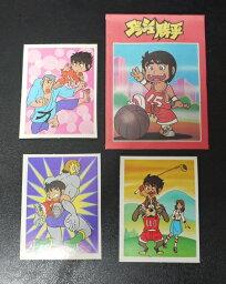 アマダ ダッシュ勝平 コレクションシール 1袋3枚入り 当時もの 80年代 駄菓子屋 昭和レトロ 18