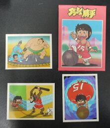 アマダ ダッシュ勝平 コレクションシール 1袋3枚入り 当時もの 80年代 駄菓子屋 昭和レトロ 24