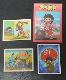 アマダ ダッシュ勝平 コレクションシール 1袋3枚入り 当時もの 80年代 駄菓子屋 昭和レトロ 29