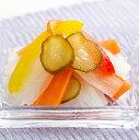 和風ピクルス 国産野菜をりんご酢で漬けた小田原屋の和風ピクルス100g