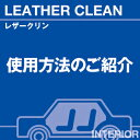 Cleaner leather curine for exclusive use of the INTERIOR - [interior] SPECIAL WASH - [special wash] leather