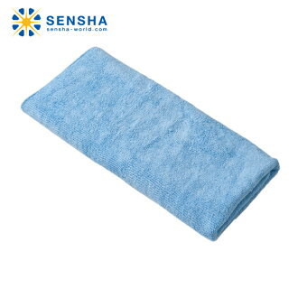 CRYSTAL CLOTH for wiping at washing and coating