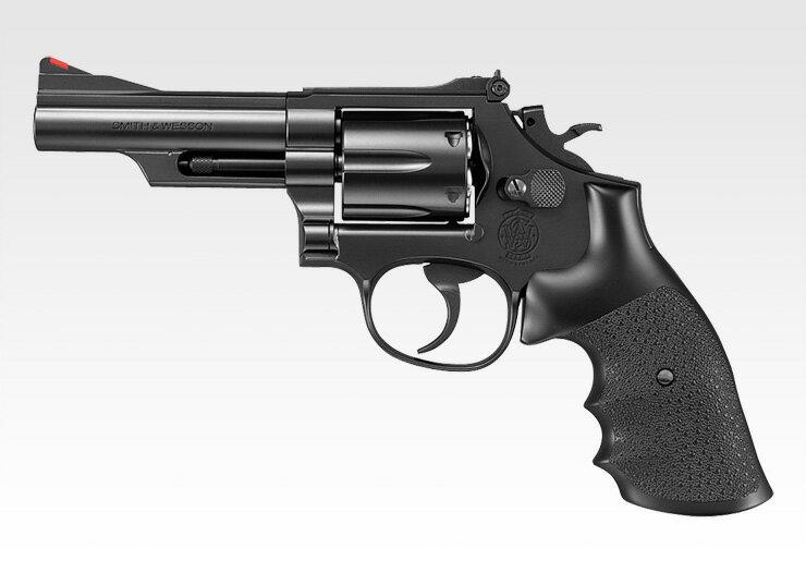 【エアガン】スミス&ウェッソン M19 4インチ 【ガスリボルバー(18才用モデル)】 東京マルイ No.12