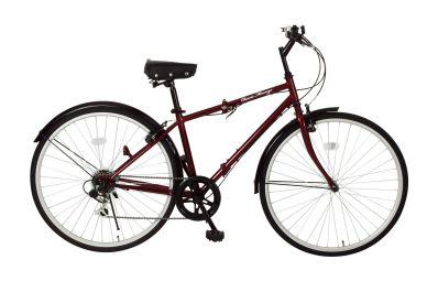 送料無料!!【自転車】ミムゴ 6段変速 700C折り畳み自転車 Classic Mimugo FDB700C 6S MG-CM700C【97】 【ポイント2倍】★メーカー直送の為、き★