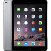 【タブレットPC】Apple iPad Air 2 Wi-Fiモデル 64GB MGKL2J/A スペースグレイ【973411】