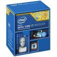 【PC周辺機器】Intel CPU Core i7 4790K BOX
