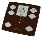 【体脂肪計・体重計】 タニタ インナースキャン50 BC-312 [メタリックブラウン]・体組成計 ・体重50g単位表示+アシストモード付き ・「乗るピタ機能」搭載 【974692】