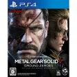 【PS4】METAL GEAR SOLID V GROUND ZEROES メタルギアソリッド 5 グラウンド・ゼロズ