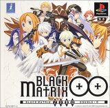 ■訳あり■【PS】BLACK/MATRIX00 (ブラックマトリクス 00) 初回限定版 【パッケージ不良】