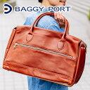 BAGGY PORT バギーポート バッググローブレザー シリーズ 2WAYボストンバッグ ゴルフ
