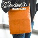 ショッピングメッセンジャー 【実用的Wプレゼント付】 Dakota BLACK LABEL ダコタ ブラックレーベル バッグホースト ショルダーバッグ 1620420メンズ バッグ ショルダーバッグ 斜めがけ 日本製 ギフト プレゼント ブランド