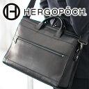 【実用的Wプレゼント付】 HERGOPOCH エルゴポック バッグMerge Series マージシリーズ バスクドレザーA4ブリーフケース (ショルダーベルト付属) MG-PBFメンズ ビジネスバッグ 日本製 ブランド