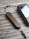 [送料無料]★ケアグッズ付[2/23(9:59)迄ポイント10倍!10P20Feb09] CORBO.(コルボ)携帯ストラップ 8LJ-9492スウェーデン製のヌメ革を使用した携帯ストラップ。