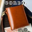 CORBO. コルボ-Ridge- リッジシリーズ二つ折り財布 8LK-9903メンズ 財布 ポイント10倍 送料無料【楽ギフ_包装選択】