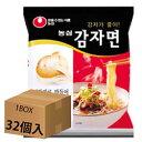 カムジャ(じゃがいも)麺1箱40個入 5500円 (韓国食品、麺類、インスタントラーメン)