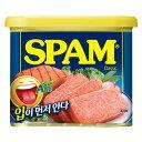 スパム 340g CJ白雪 加工食品 / 缶詰 / ハム / 缶詰ハム / 即席食品 【韓国食品・韓国料理・韓国食材・おかず】【韓国お土産・輸入食品・非常食・激安】