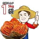 (1105)【S】【江原東江】ガンウォンドンガン 白菜キムチ ★ 5kg x 1袋 ★ 「韓国産」■