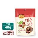 (11388)【日本全国、送料無料!】【報恩】なつめチップス 40g X 5袋 ■ボウンなつめ サラダ ヨーグルト アイスクリームに入れもそのまま..