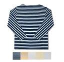 送料無料! フランス製のバスクシャツといえばセントジェームスのウエッソン