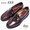 G.H.BASS(バス) WEEJUNS【LOGAN】PENNY LOAFER(ウィージャンズ ペニーローファー)(WI