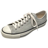 CONVERSE(コンバース) 【MADE IN JAPAN】(日本製) SUEDE ALL STAR J OX(スウェード オールスター) ローカット GREY