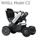 WHILL Model C2 (非課税) 傷害・賠償責任保険(1年) & 安全運転指導 & 定期点検(2年5回)付き