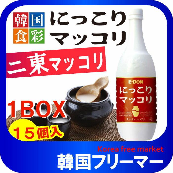 ■イドン【二東】マッコリ-1L(PET)【1BO...の商品画像
