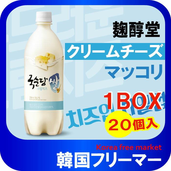 ■『麹醇堂』 クリームチーズマッコリ 750ml...の商品画像