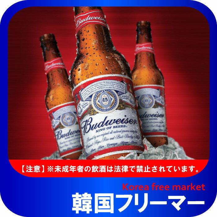 ■バドワイザー 330ml瓶 ロングネックボトル...の商品画像