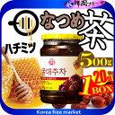 ★送料無料【三和蜂蜜なつめ茶500gX20個 1BOX】★ナ...