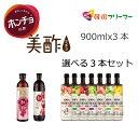 【送料無料】美酢(ミチョ)&紅酢(ホンチョ) 9種類から選べ...