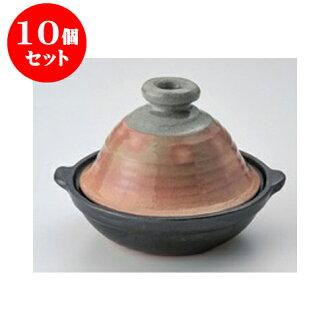 10 設置為 Tagine 鍋你基本一個 [18.5 x 15.5 x 12.5 釐米身體 4.5 釐米] 在明火蓼訂旅館日本儀器食品商店廣告