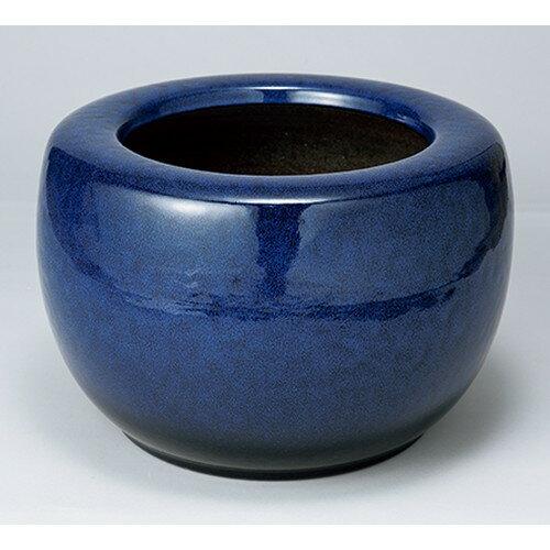 花瓶 15号生子火鉢 [ 45 x 29cm ] 【 インテリア 置物 料亭 旅館 業務用 】