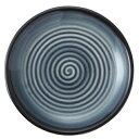 雲竜黒 尺皿 [R31 x 3.8cm] | 大きい お皿 大皿 盛り皿 盛皿 人気 おすすめ パスタ皿 パーティー 食器 業務用 飲食店 カフェ うつわ 器 ギフト プレゼント誕生日 贈り物 贈答品 おしゃれ かわいい