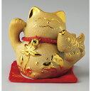 ☆ 招き猫 ☆ 金運招き猫 (鯛)バンク [品 : 金猫 x 1/6.8 x 9.7 x 8.8cm 箱 : 7.5 x 10 x 8.8c...
