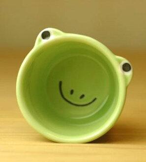 湯呑み (개구리) (아 잔/온수 전용)