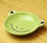 【子供用食器】小皿(カエル)