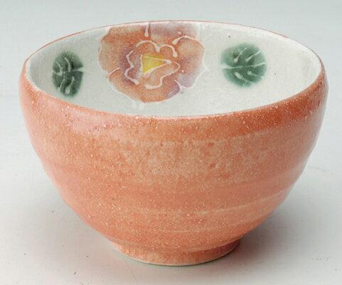 색 꽃 대접 그릇