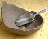 卡贾型6[【植木鉢】クラマ型6号【和風植木鉢 ミニ盆栽鉢 陶器 磁器】]