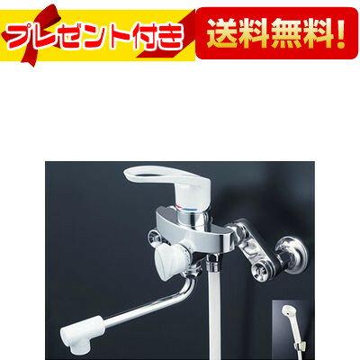 【全品送料無料!】【プレゼント付き】[KF5000WU]KVK 栓金具 取替専用シングルレバー式シャワー 水栓 ケーブイケー 寒冷地用