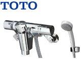 【!】【プレゼント付き】 TOTO オートストップサーモシャワー水栓 [エアインシャワー] TMF49E1(旧TMF49C1GARR)