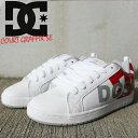 祝★開店 ディーシー スニーカー 靴 DC Shoe COURT GRAFFIK SE White Red Grey 300927-WR6 コートグラフィックSE スケシュー スケートボード スケボー ダッドシューズ ダッドスニーカー メンズ 男性 ZRC
