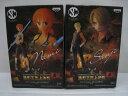 【新品】ONEPIECE ワンピースフィギュア 造形王頂上決戦 vol.1 サンジ ナミ 全2種 2点セット