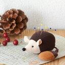 針みがき付ピンクッション(針ねずみ) 23-052 (メール便不可)