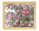 【送料無料】 オノエ・メグミ ししゅうキット (愛すべき花たち) オールドローズ NO.7450 (ネコポス不可・ゆうパケット不可)