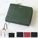 ポールスミス 財布 二つ折り財布 ポールドローイング 小銭入れあり Paul Smith メンズ レディース ブランド 正規品 新品 ギフト プレゼント PSC954