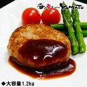 やわらか鶏肉ハンバーグ 1.2kg 選べる2サイズ 60g×20個 100g×12個 鳥 とりトリ 惣菜